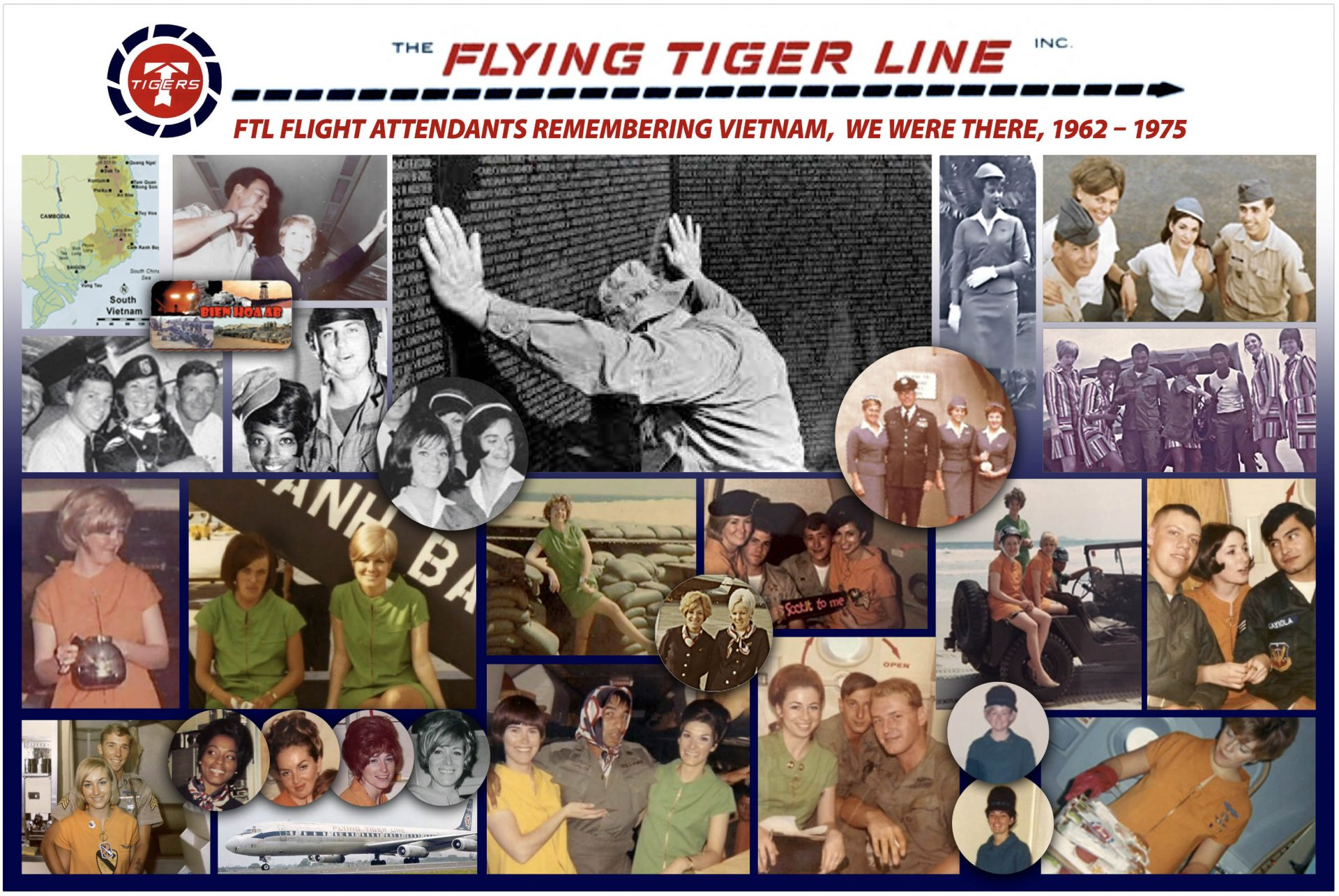 flying tigers crews in vietnam